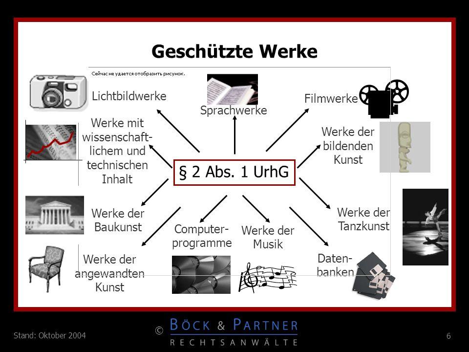 Werke mit wissenschaft-lichem und technischen Inhalt