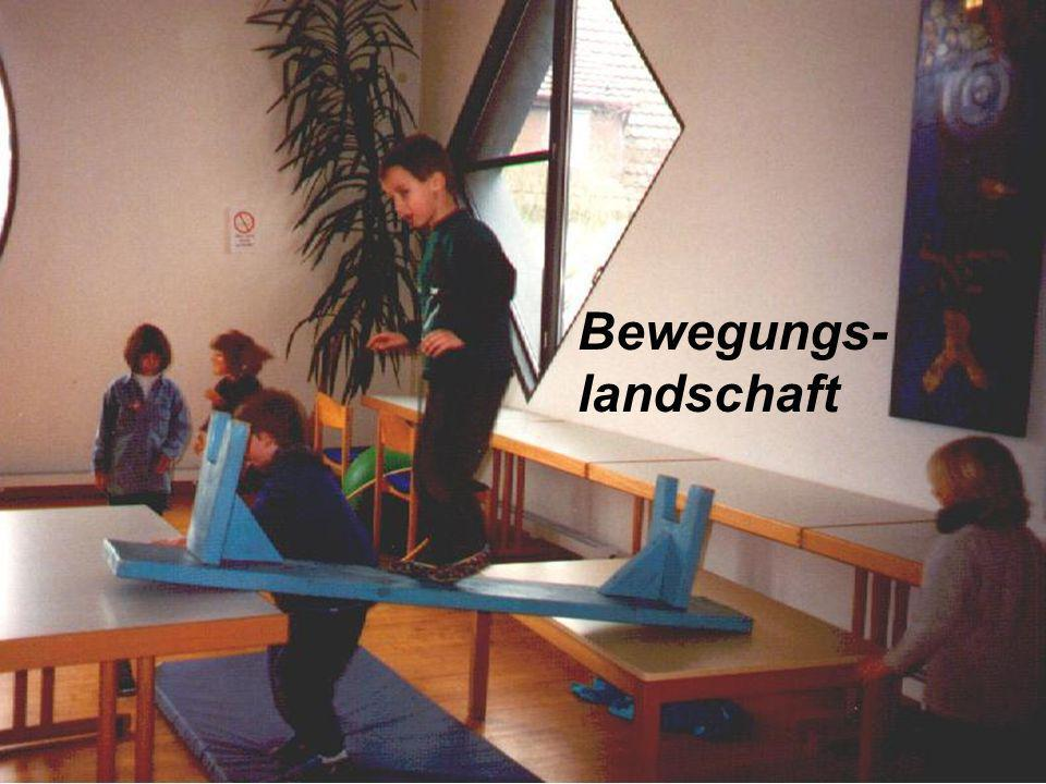 Bewegungs- landschaft