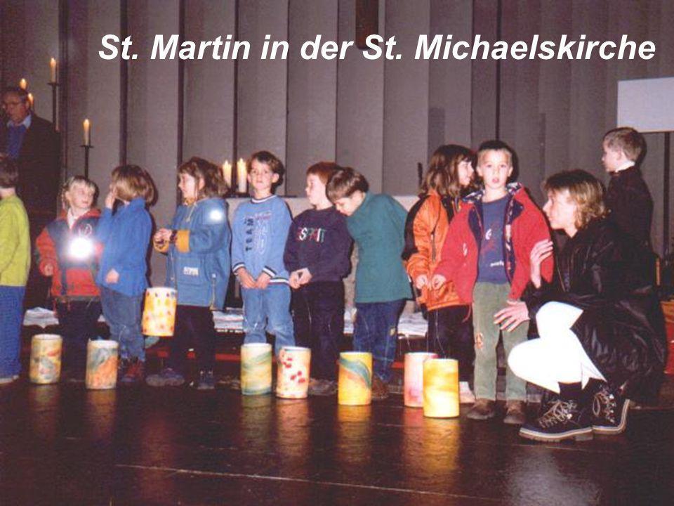 St. Martin in der St. Michaelskirche