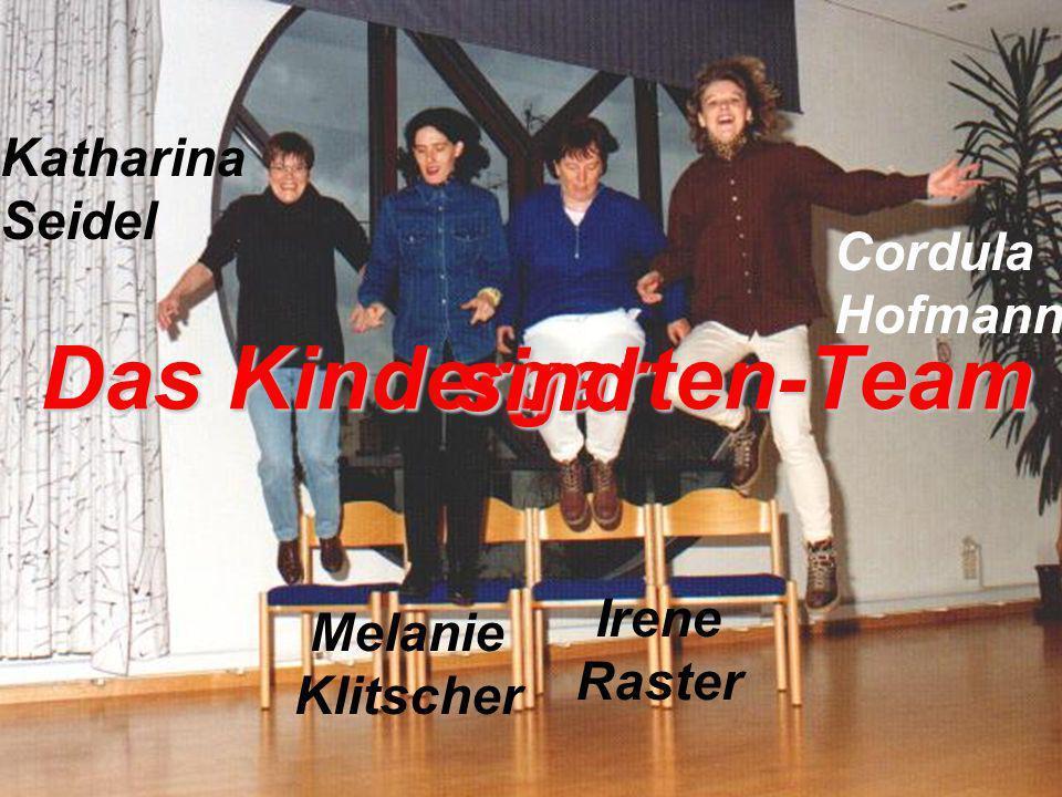 Das Kindergarten-Team