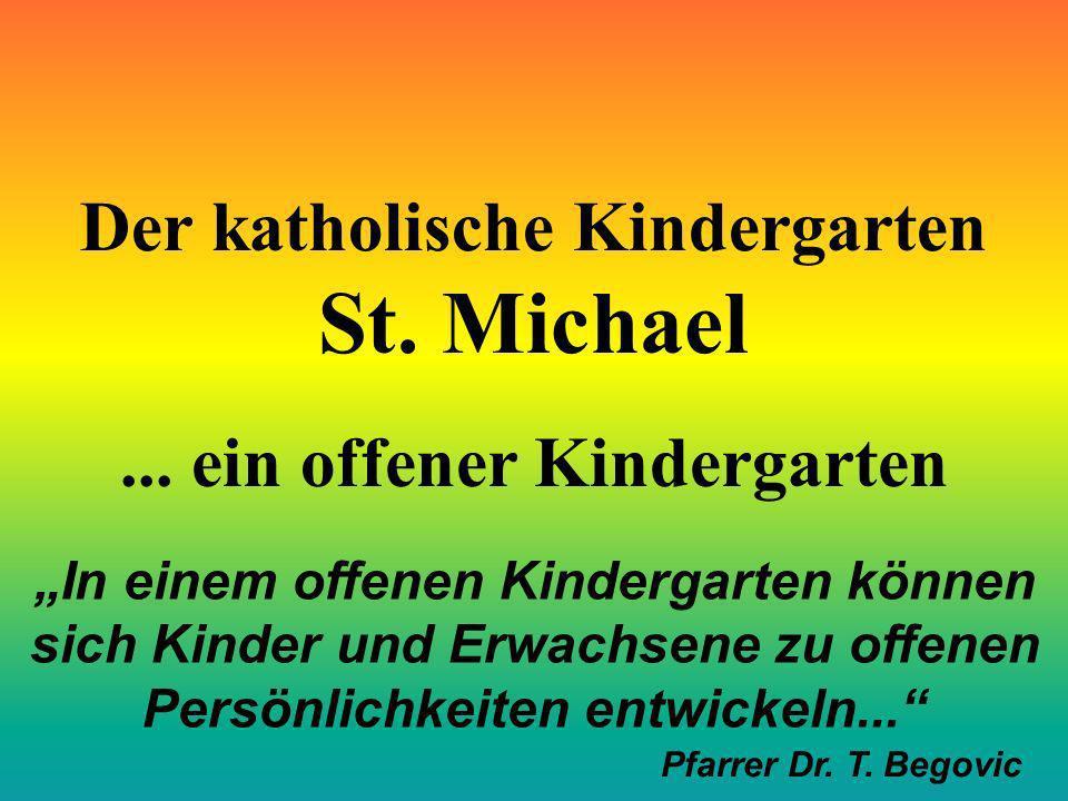 Der katholische Kindergarten