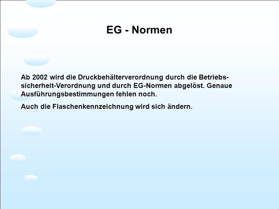 EG - Normen