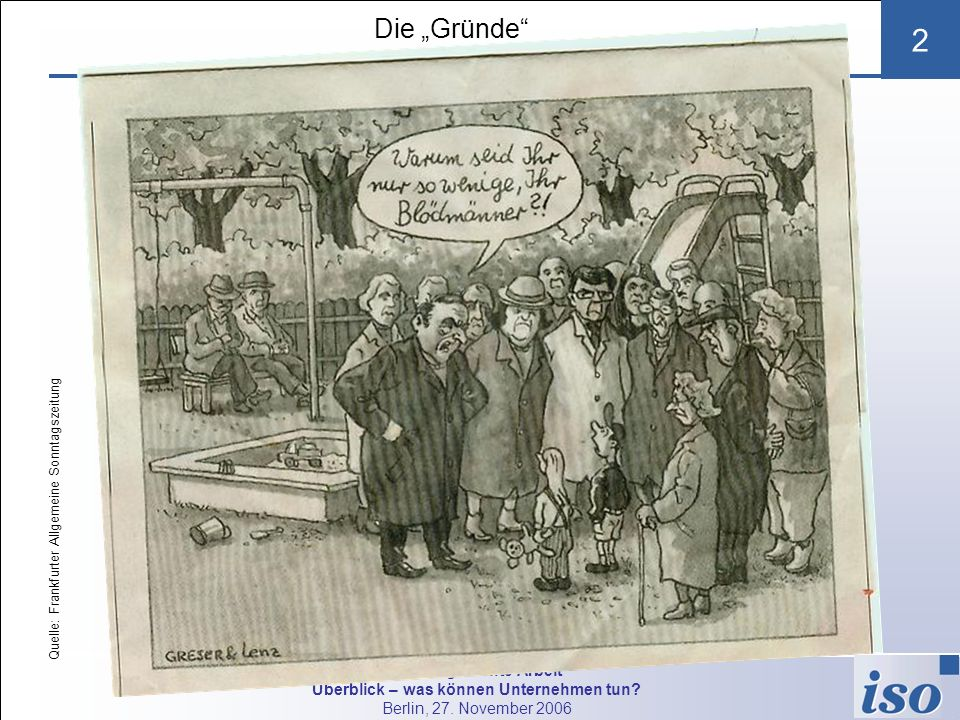 """Die """"Gründe Quelle: Frankfurter Allgemeine Sonntagszeitung"""