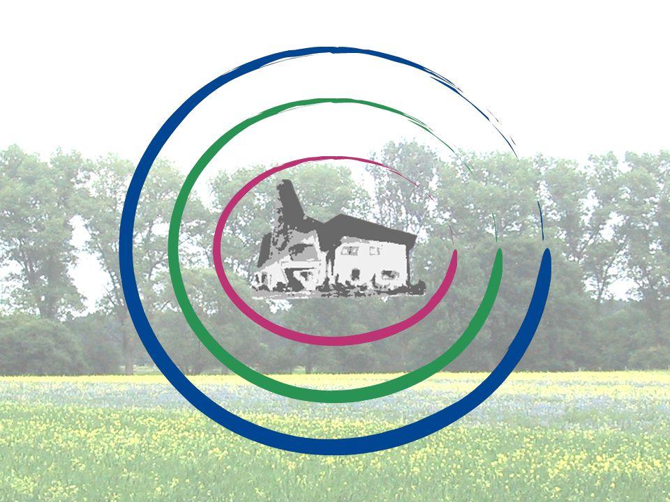 Die Wirtschaftsgemeinschaft kennzeichnen wir mit einem blauen Kreis