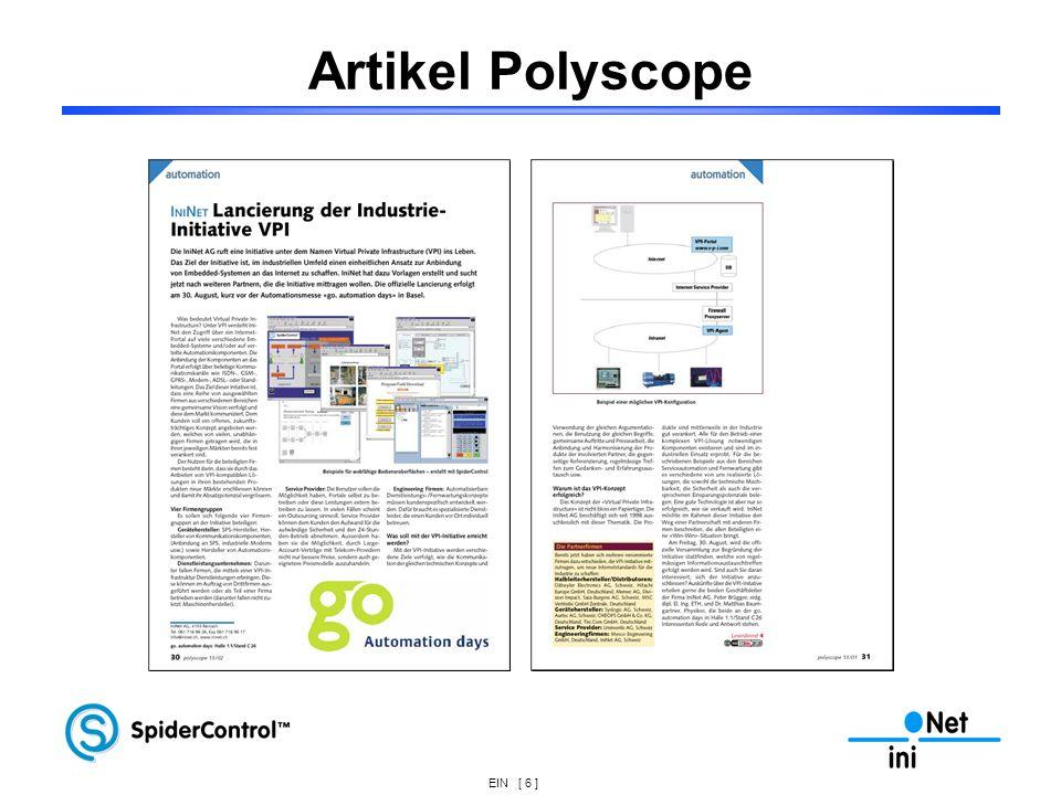 Artikel Polyscope