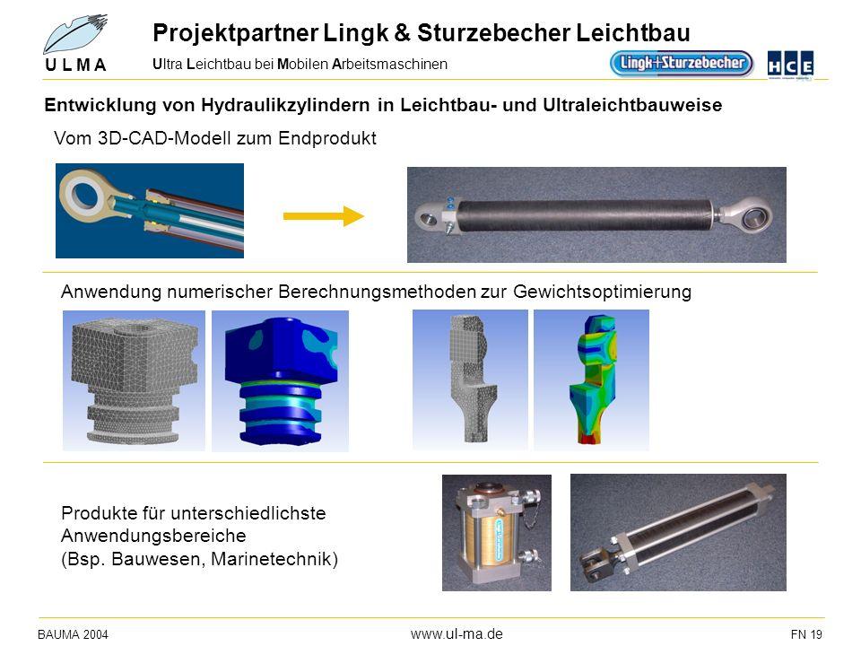 Projektpartner Lingk & Sturzebecher Leichtbau