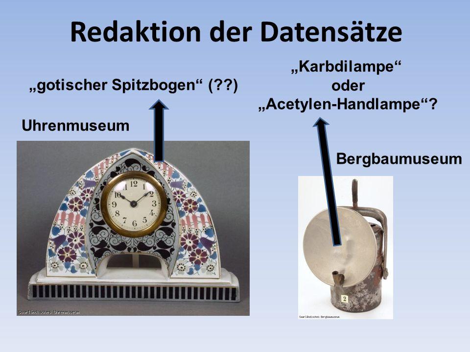 """Karbdilampe oder ""Acetylen-Handlampe"