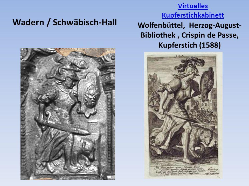 Virtuelles Kupferstichkabinett Wadern / Schwäbisch-Hall