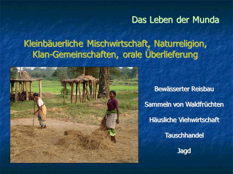 Kleinbäuerliche Mischwirtschaft, Naturreligion,