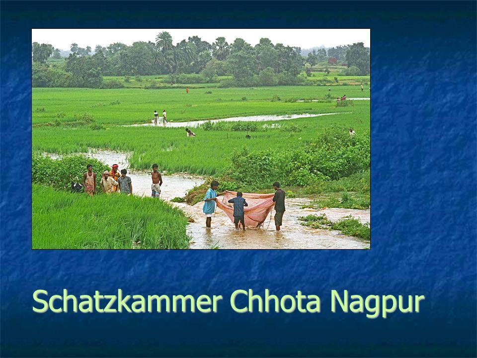 Schatzkammer Chhota Nagpur