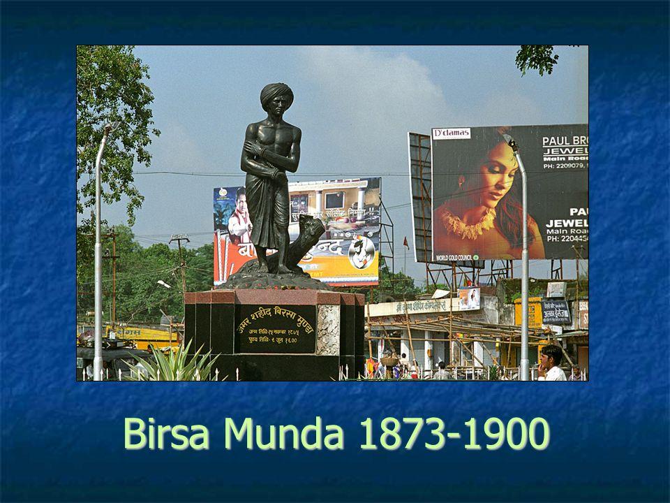 Birsa Munda 1873-1900