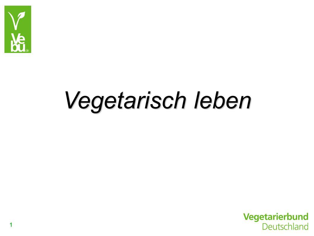 Vegetarisch leben 1