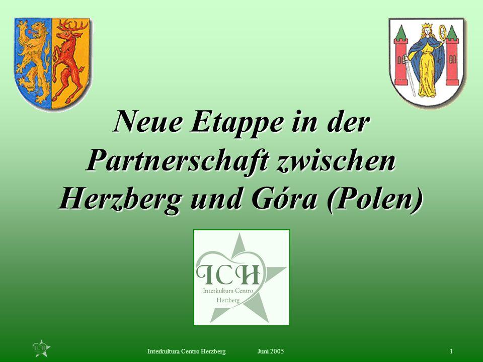 Neue Etappe in der Partnerschaft zwischen Herzberg und Góra (Polen)
