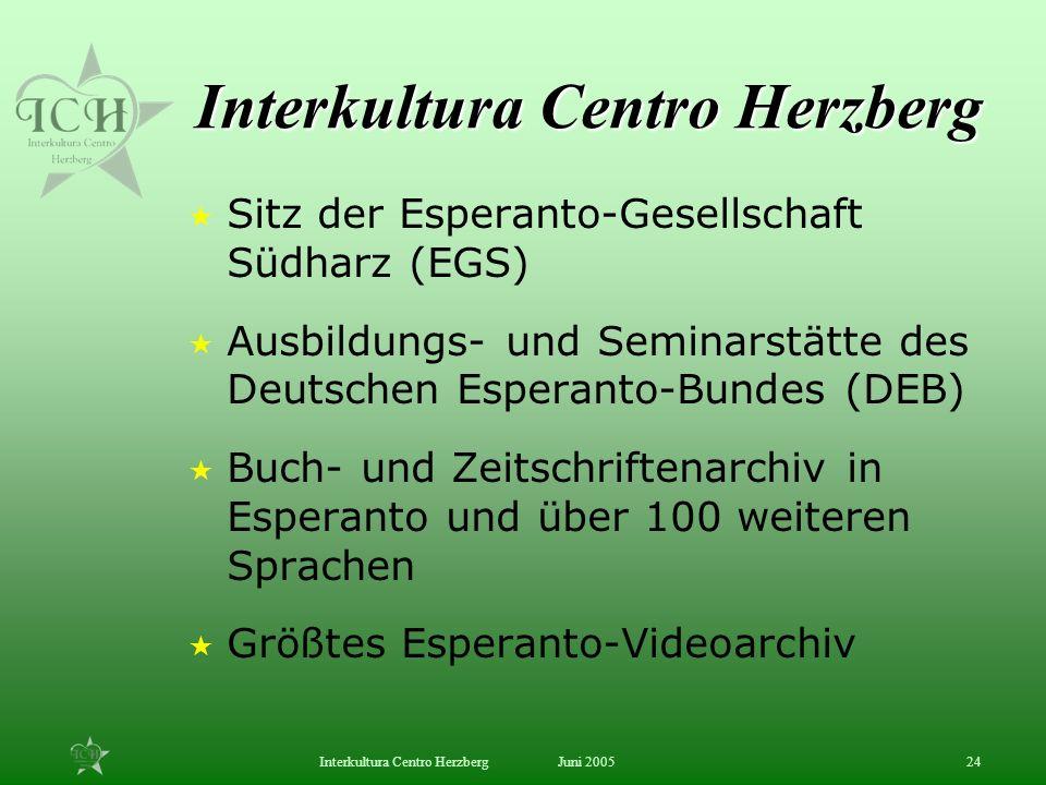 Interkultura Centro Herzberg