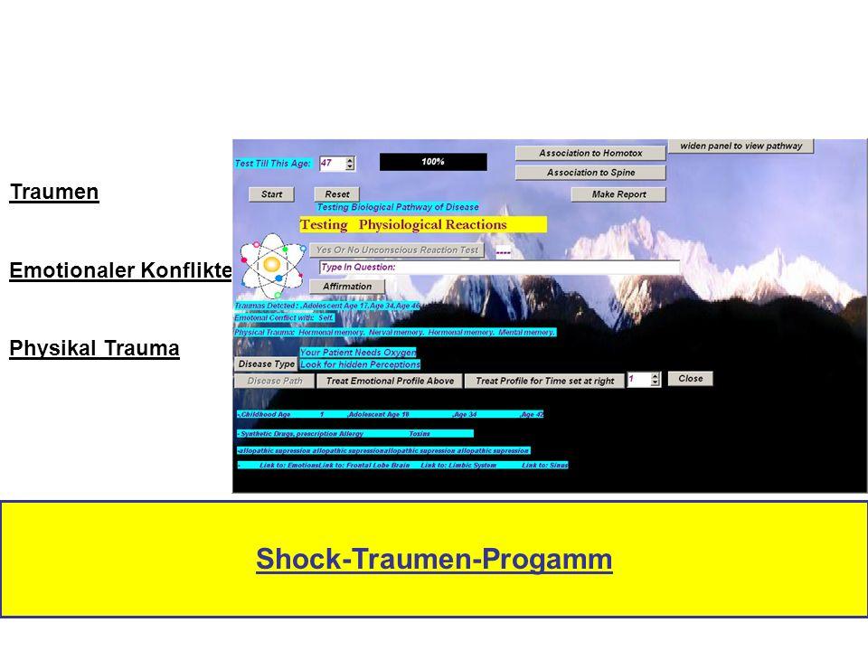 Shock-Traumen-Progamm