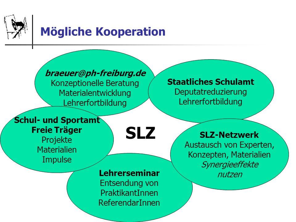 SLZ Mögliche Kooperation braeuer@ph-freiburg.de