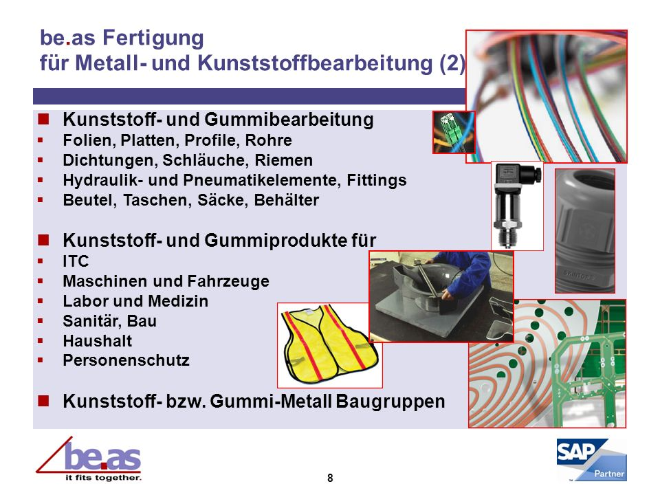 be.as Fertigung für Metall- und Kunststoffbearbeitung (2)