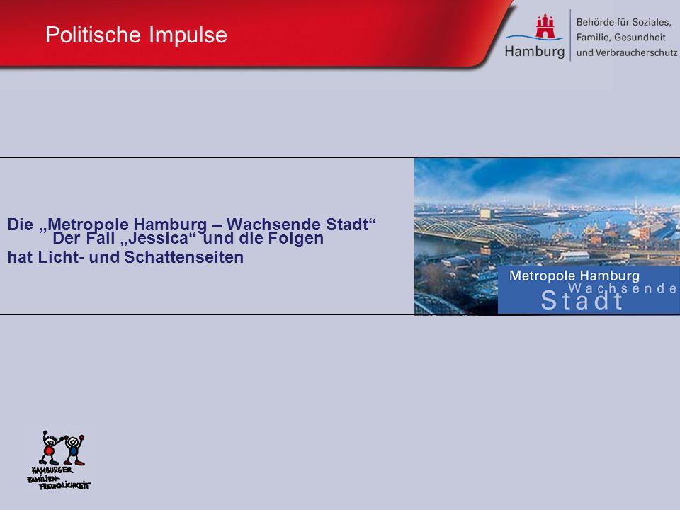 """Politische Impulse Die """"Metropole Hamburg – Wachsende Stadt"""