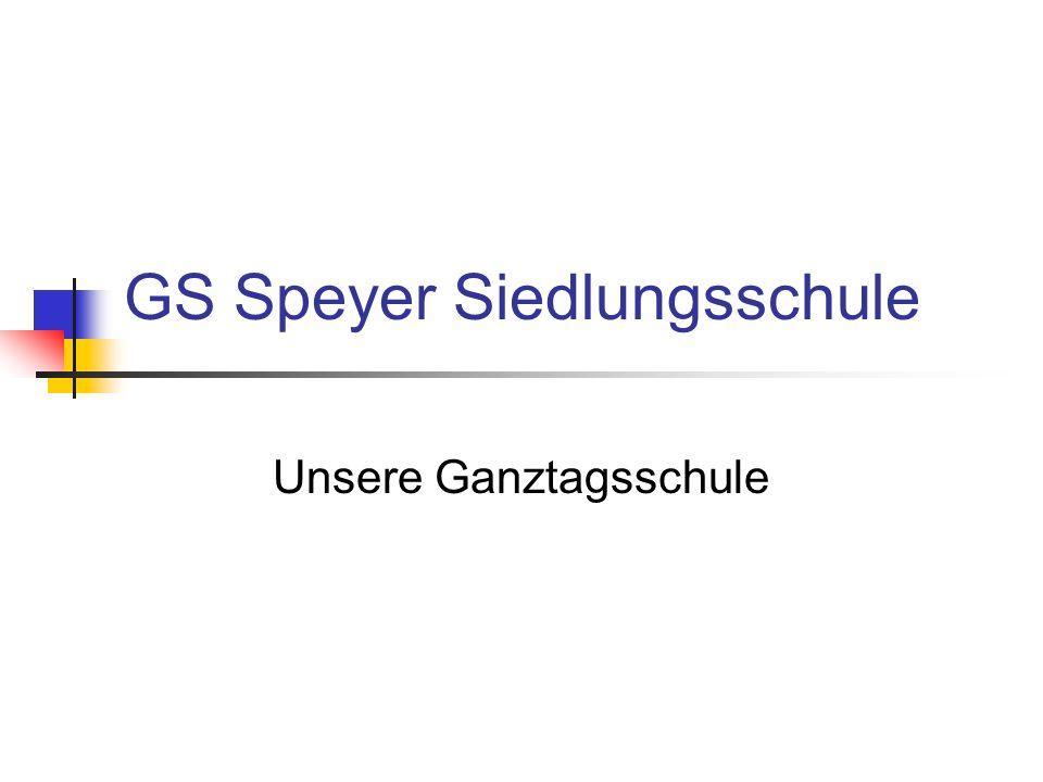 GS Speyer Siedlungsschule