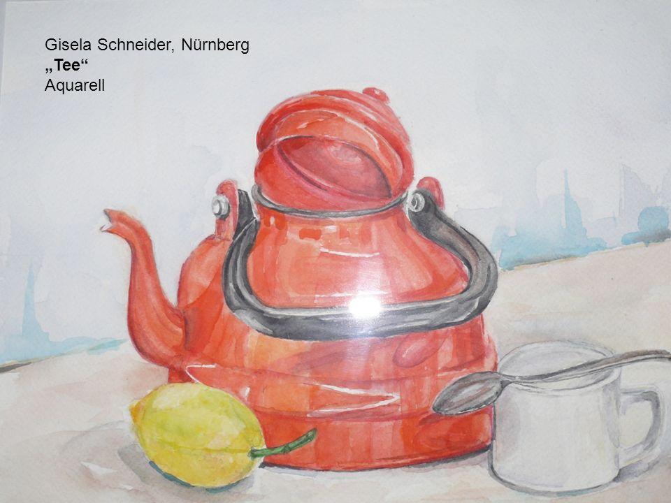 Gisela Schneider, Nürnberg