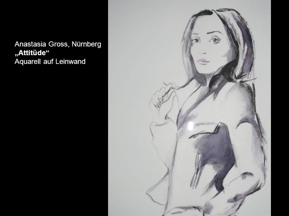 Anastasia Gross, Nürnberg