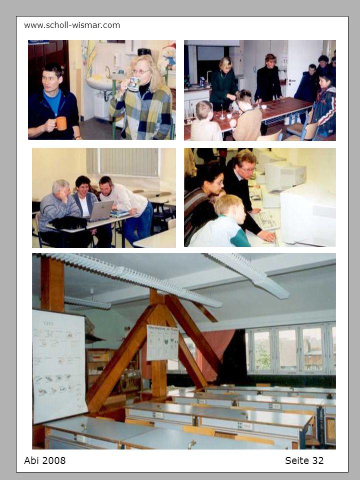 www.scholl-wismar.com Abi 2008 Seite 32