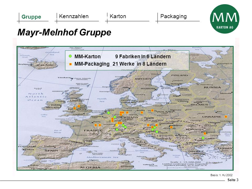 MM GROUP (before Graphia acquisition)