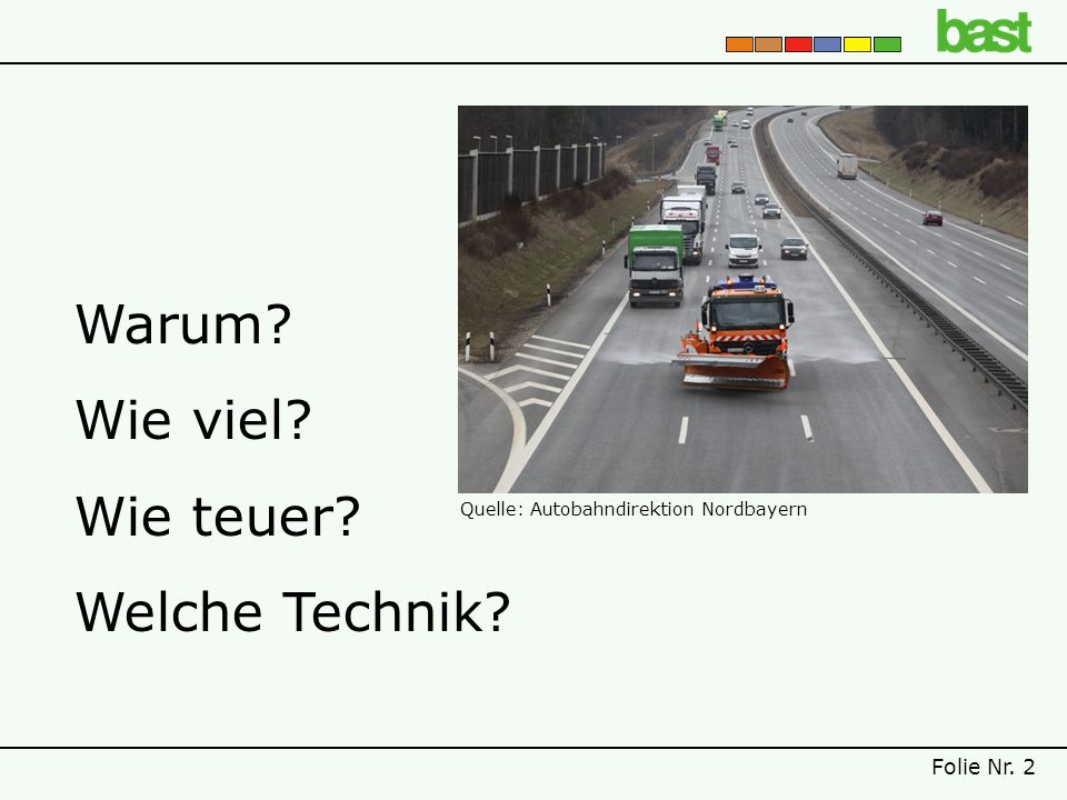 Quelle: Autobahndirektion Nordbayern