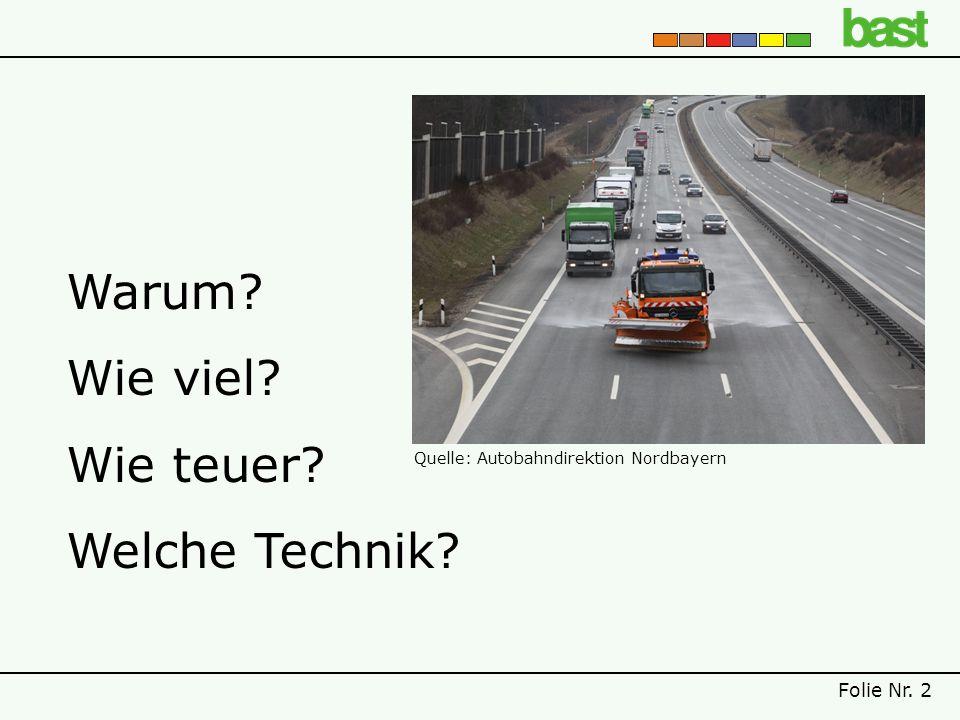 Quelle: Autobahndirektion Nordbayern