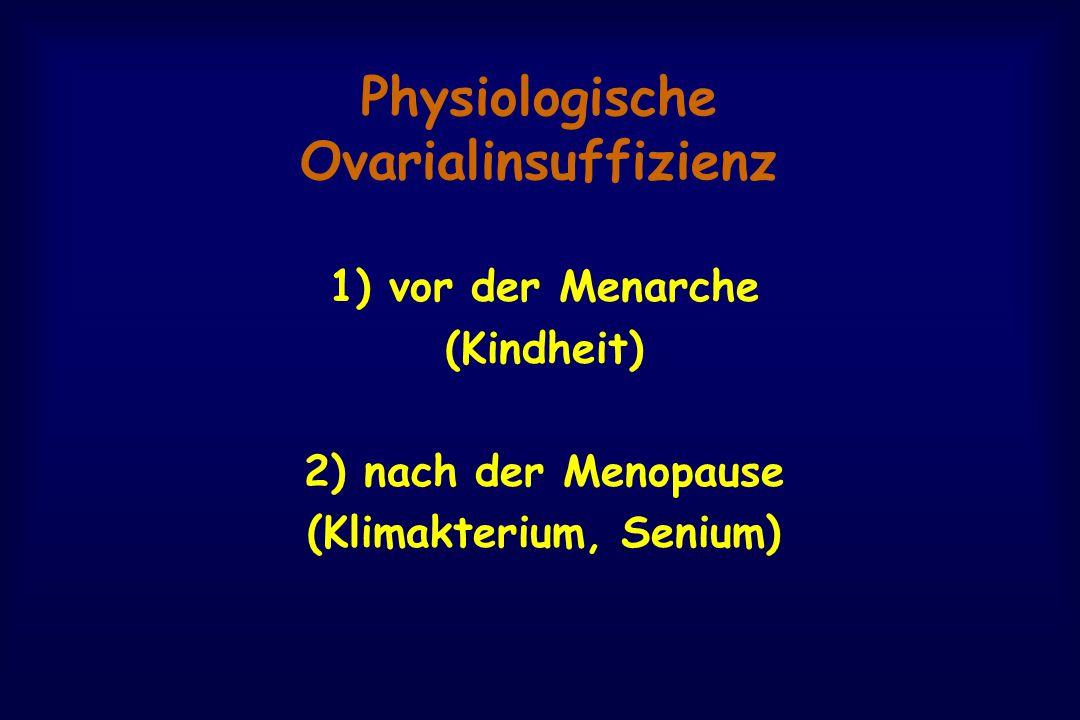 Physiologische Ovarialinsuffizienz