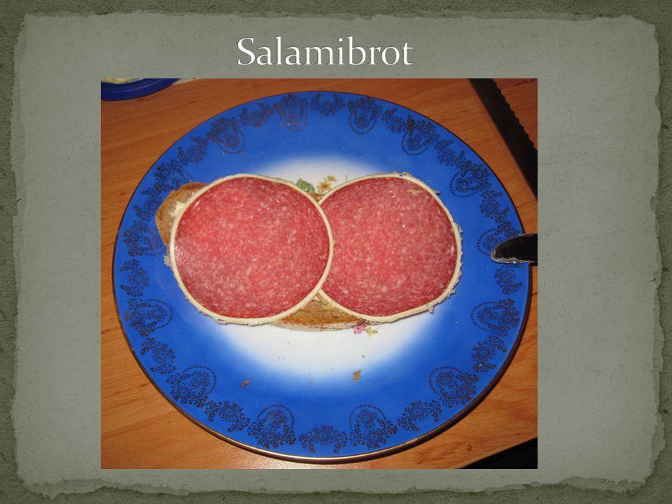 Salamibrot