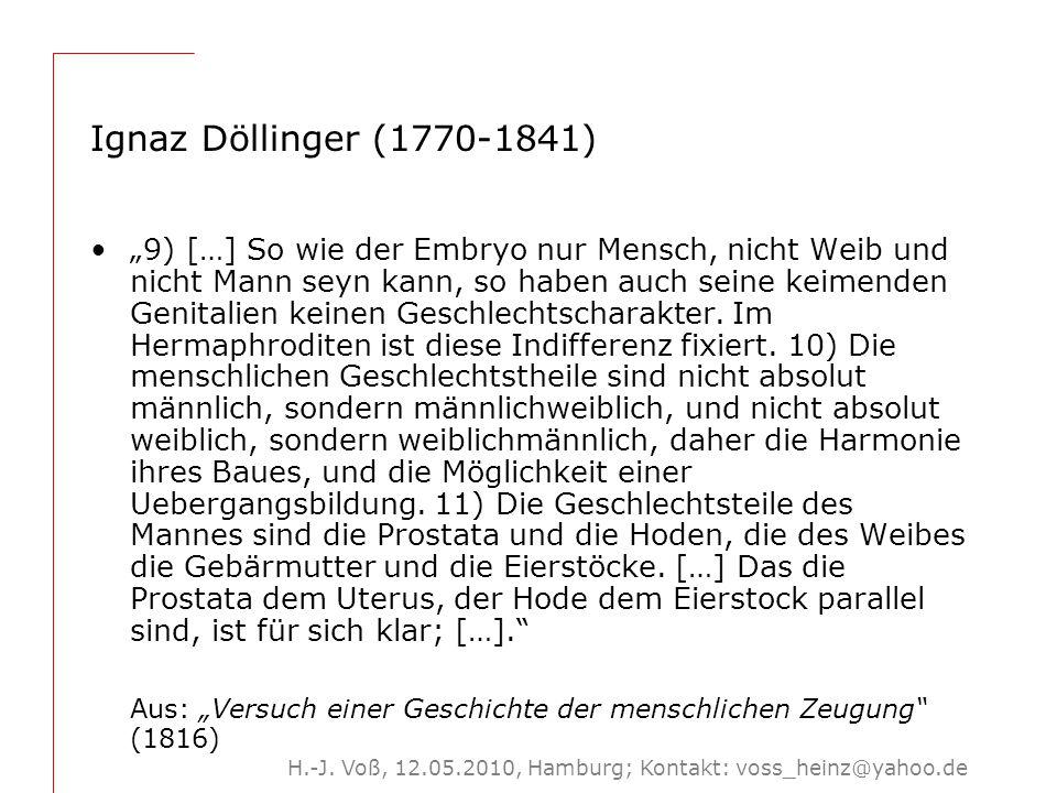 2 Um 1800: Gleichwertige Zeugungsbeiträge bei Frau und Mann: Gleichheitsbeschreibungen mit dem Resultat der Entsprechung der Genitalien