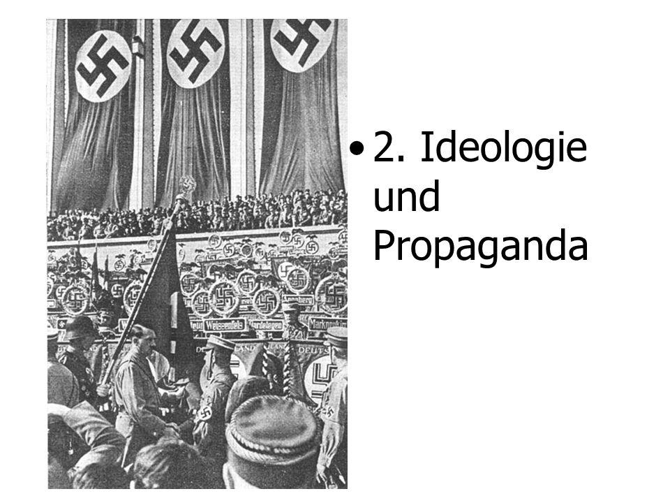 2. Ideologie und Propaganda