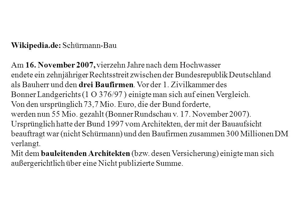 Wikipedia.de: Schürmann-Bau