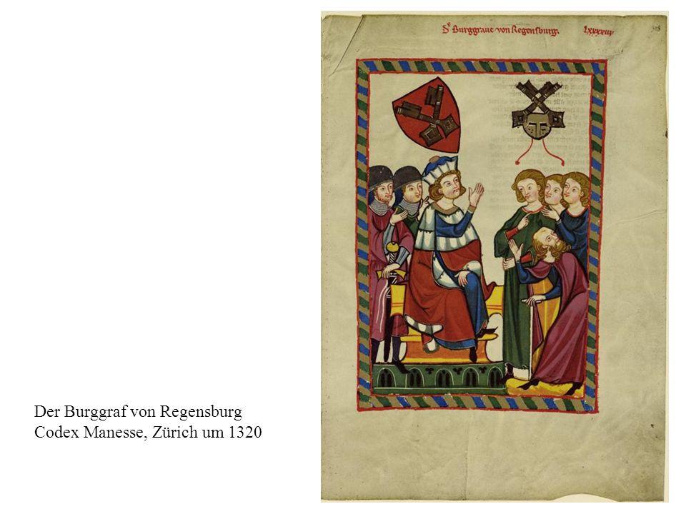 Der Burggraf von Regensburg