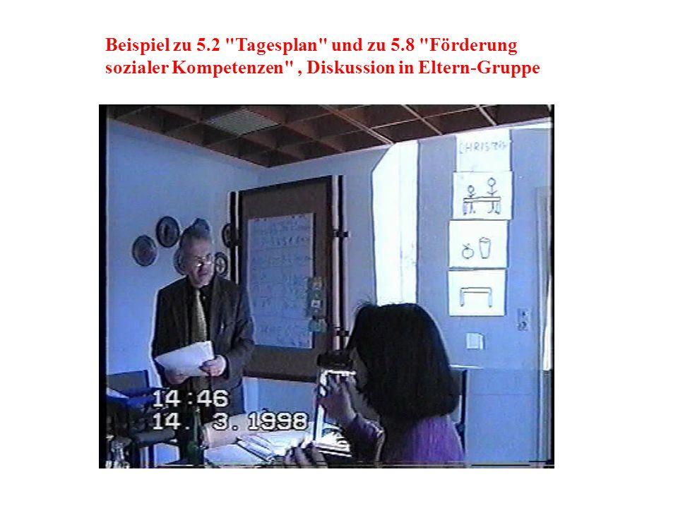Beispiel zu 5. 2 Tagesplan und zu 5