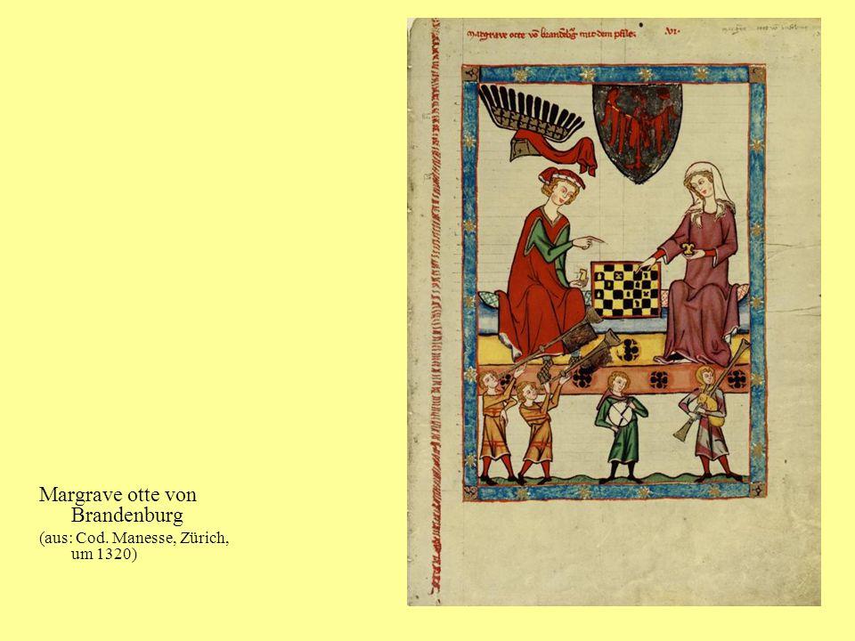 Margrave otte von Brandenburg