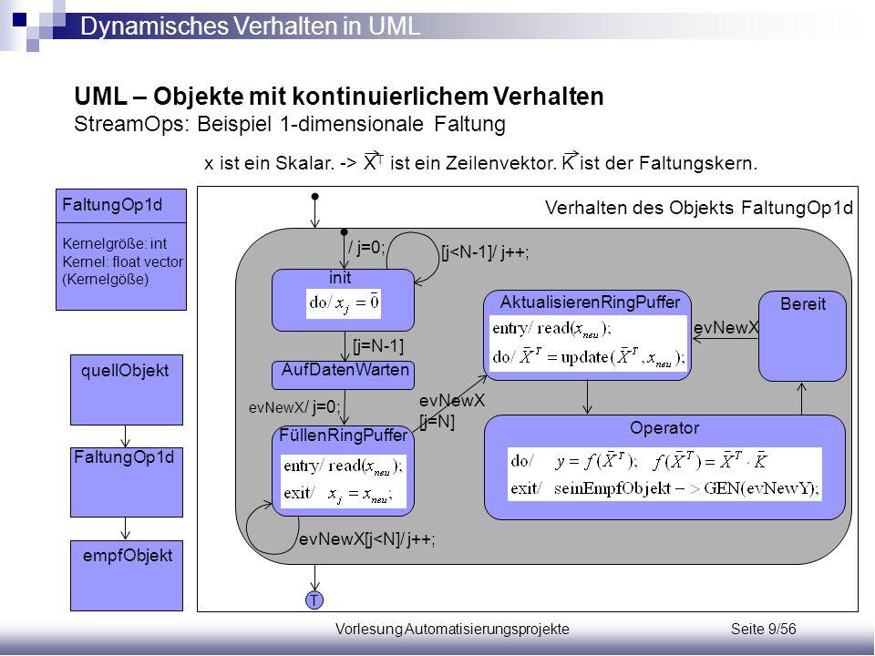 Vorlesung Automatisierungsprojekte Seite 9/56