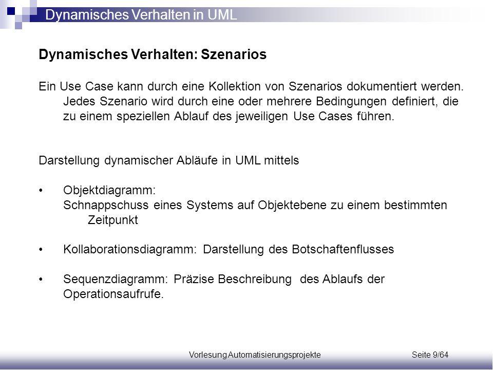 Vorlesung Automatisierungsprojekte Seite 9/64