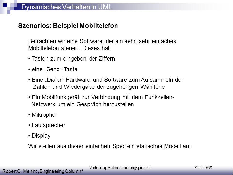 Vorlesung Automatisierungsprojekte Seite 9/68
