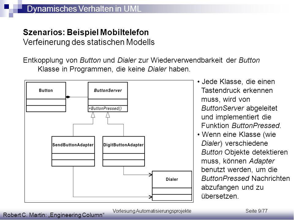 Vorlesung Automatisierungsprojekte Seite 9/77