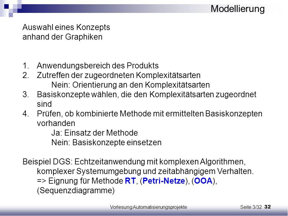 Vorlesung Automatisierungsprojekte Seite 3/32