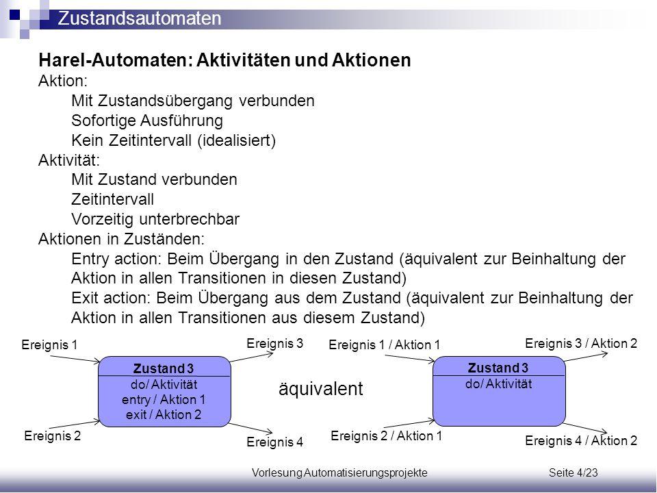 Vorlesung Automatisierungsprojekte Seite 4/23