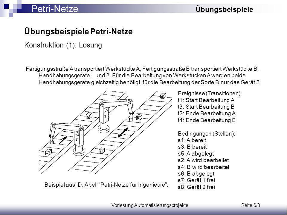 Vorlesung Automatisierungsprojekte Seite 6/8