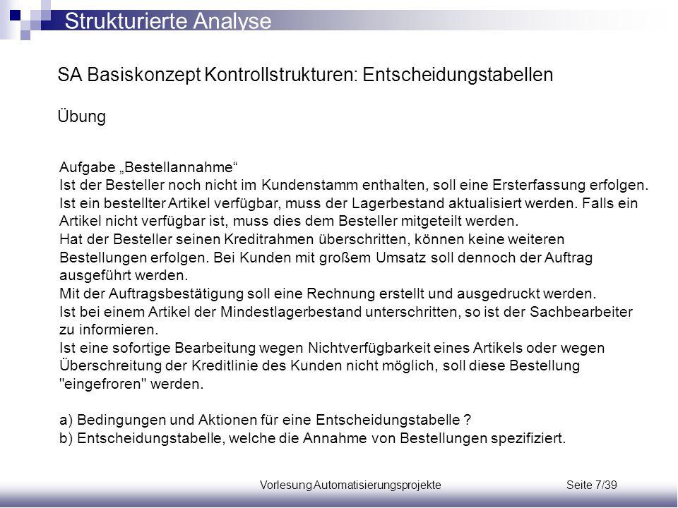 Vorlesung Automatisierungsprojekte Seite 7/39