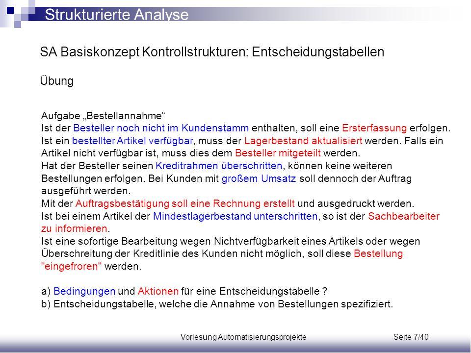 Vorlesung Automatisierungsprojekte Seite 7/40