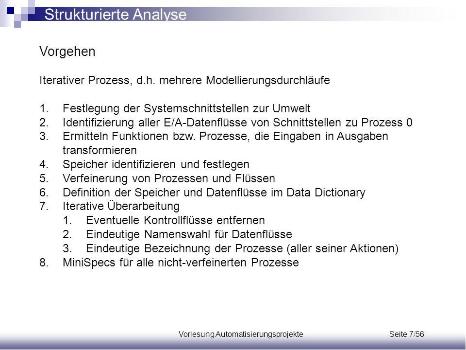 Vorlesung Automatisierungsprojekte Seite 7/56