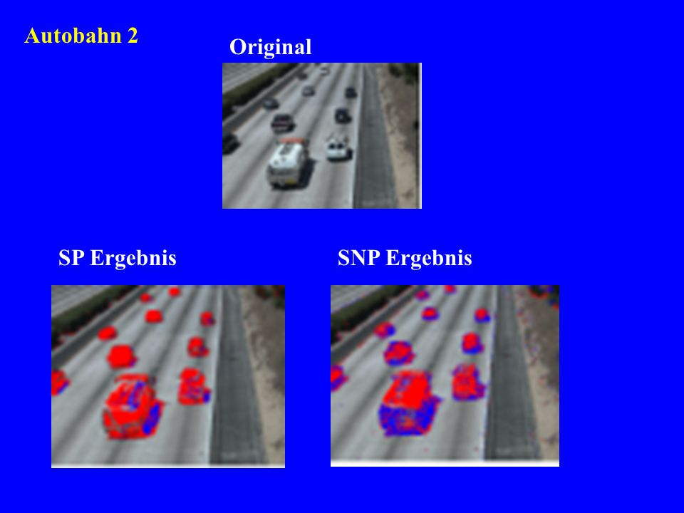 Autobahn 2 Original SP Ergebnis SNP Ergebnis