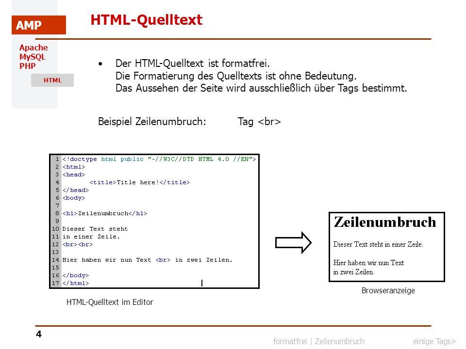 HTML-Quelltext