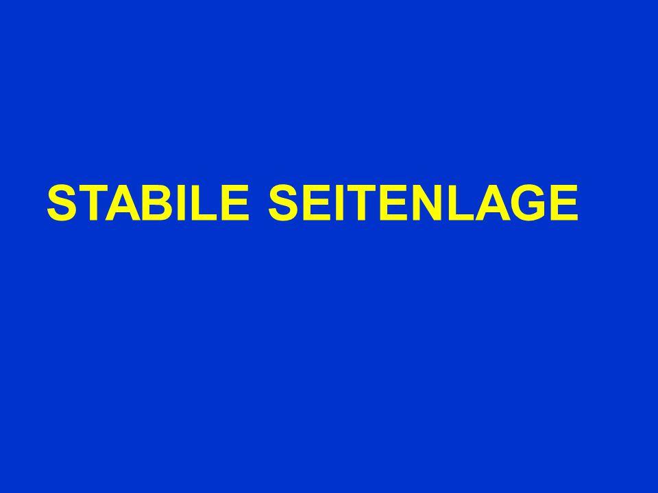 STABILE SEITENLAGE